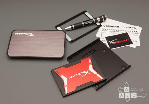 Kingston HyperX Savage SSD 240 GB & 480 GB