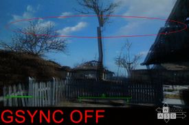 gsync off