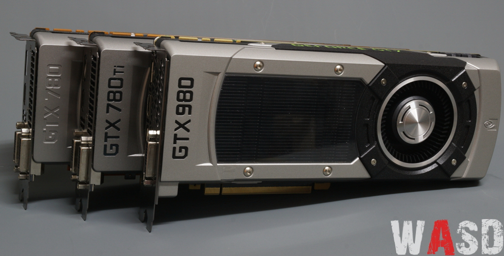 NVIDIA GeFOrce GTX 780, 780Ti & 980