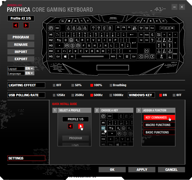 Parthica-software