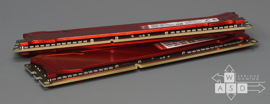 HyperX Savage 2x4GB 2400 MHz