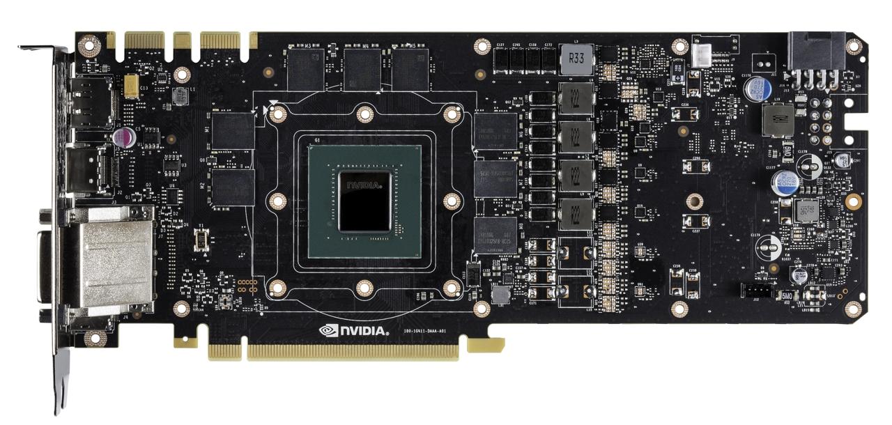 GeForce GTX 1070 Front PCB 1464309557
