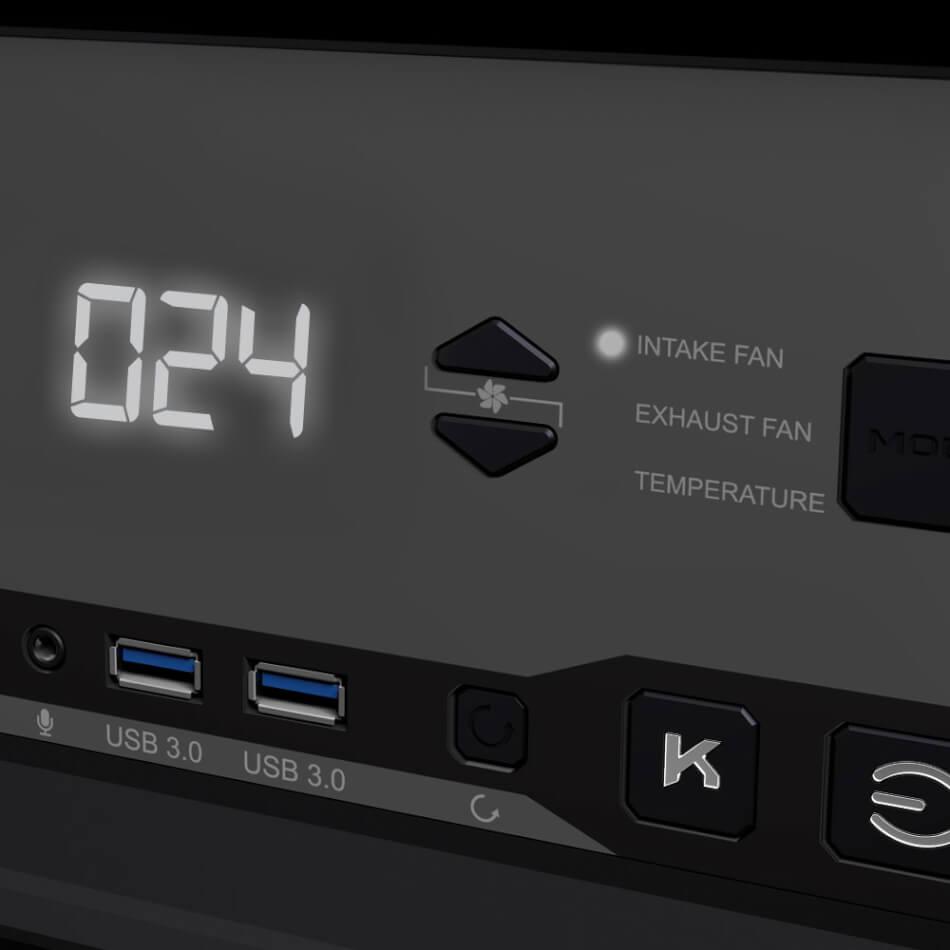 Fan controller