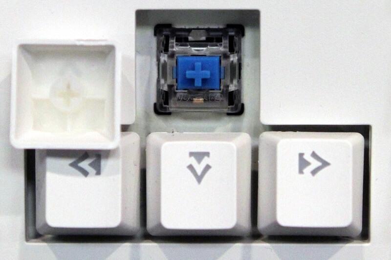 Noul switch de pe Excalibur V2