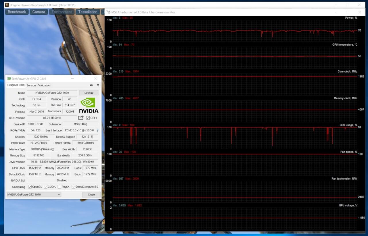 load default msi 1070 100