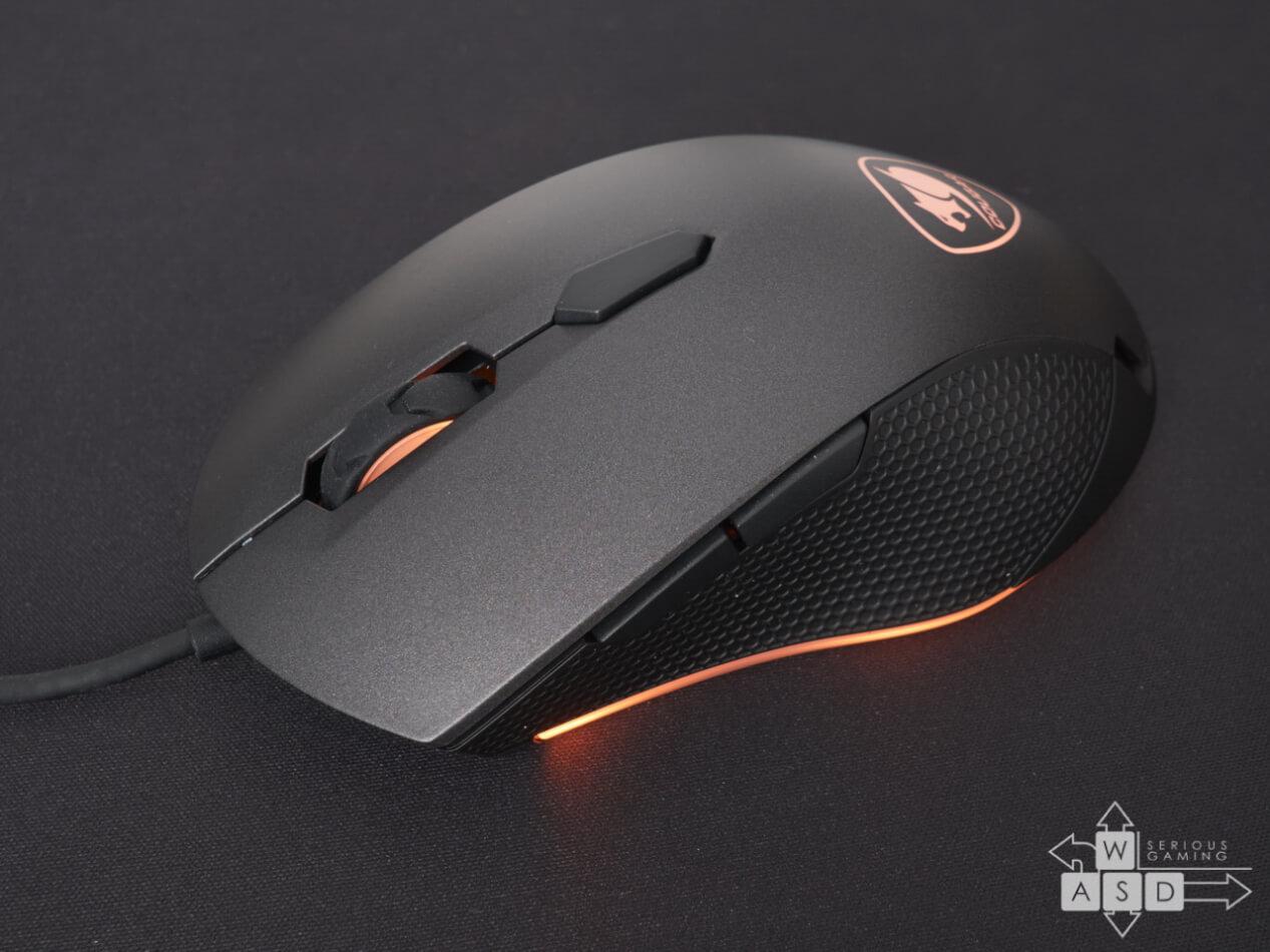 Cougar Minos X3 gaming mouse