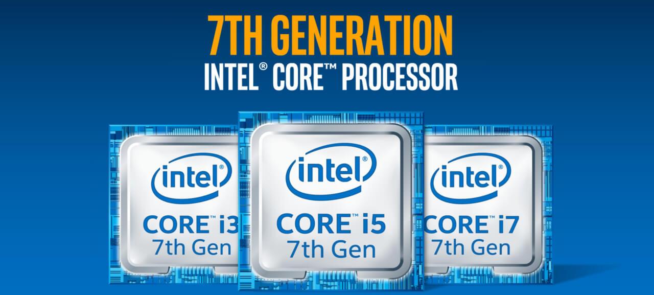 Kaby Lake CPUs