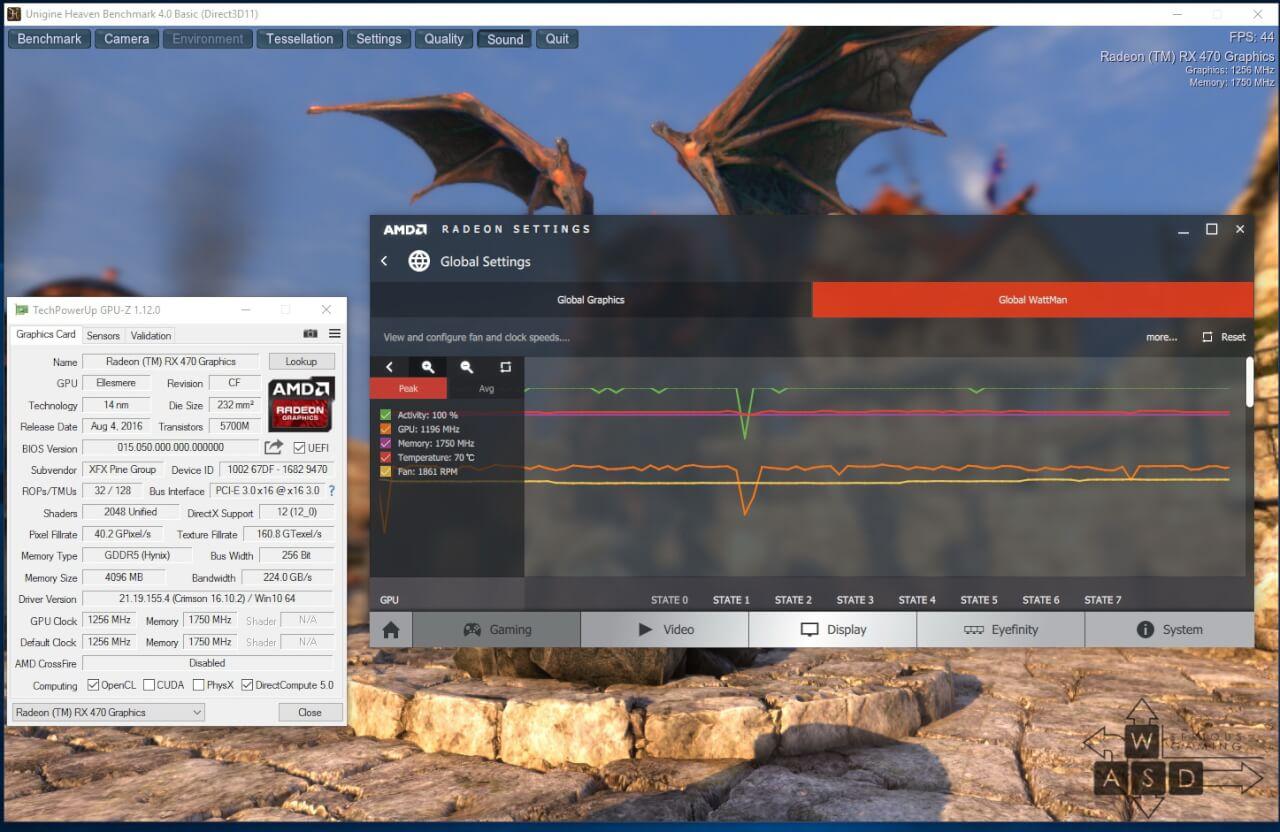 XFX Radeon RX 470 4GB