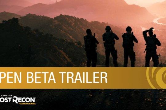 Ghost Recon Wildlands open beta