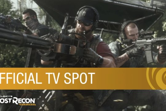 Ghost Recon Wildlands TV Spot
