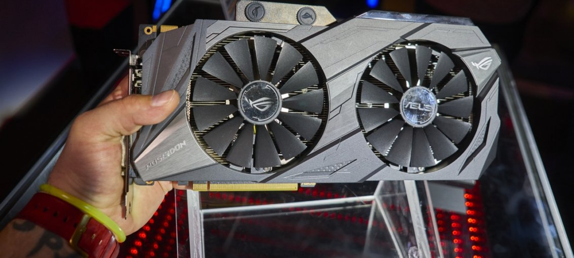 Asus Outshine the competition