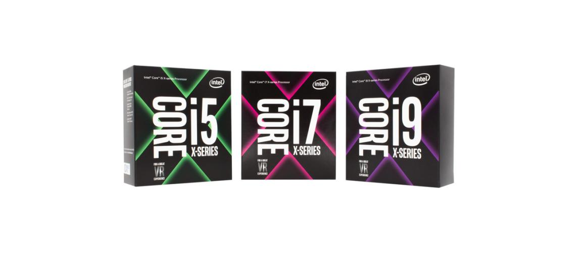 Intel Core X CPUs