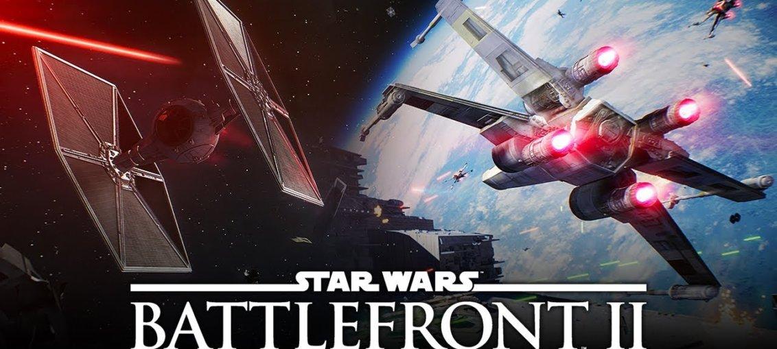 Star Wars Battlefront 2 Starfighter