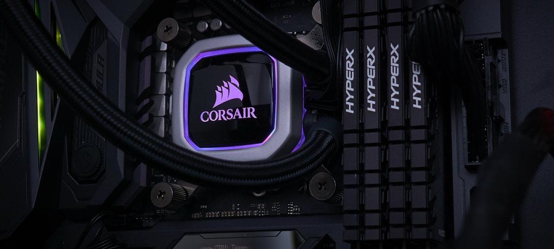 Corsair H150i Pro AIO Cooler review | WASD