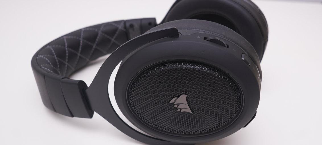 Corsair HS70 wireless gaming headphones review | WASD