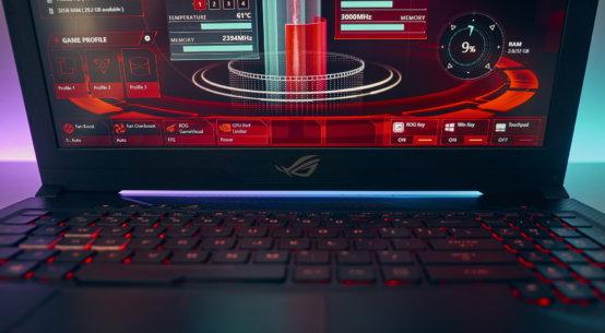 Asus ROG Strix GL503VS GTX1070 144Hz notebook review | WASD