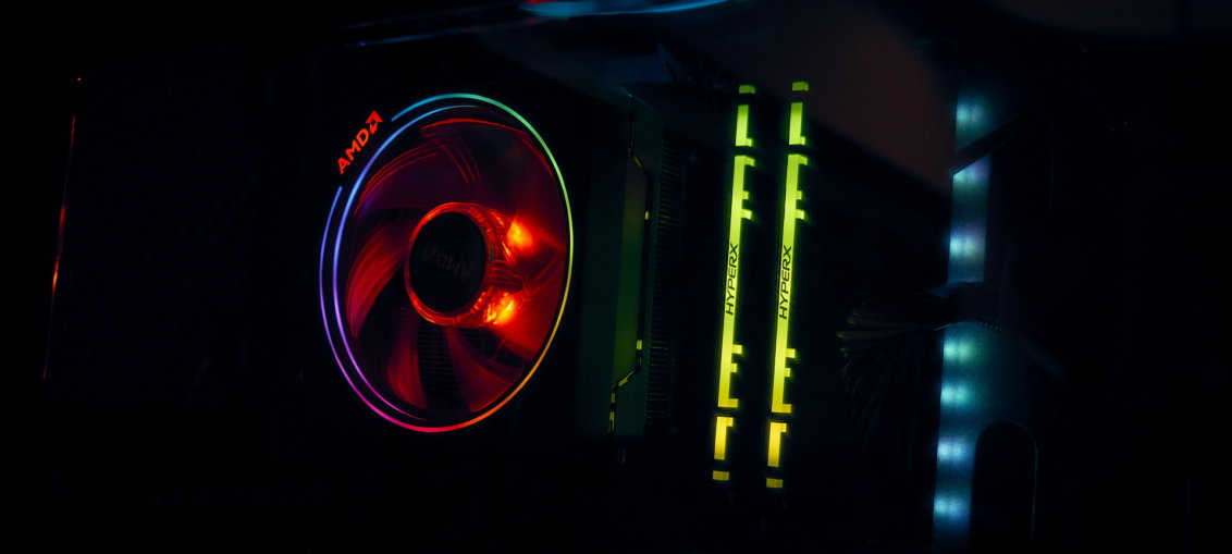 Mother upgrade - AMD Ryzen 3 2200G + RX 570   WASD