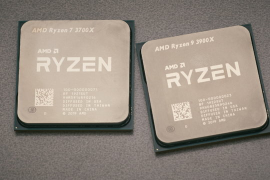 AMD Ryzen 7 3700X & Ryzen 9 3900X review   WASD