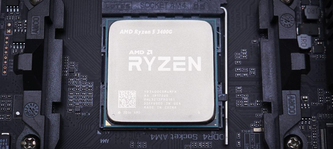 AMD Ryzen 5 3400G review | WASD
