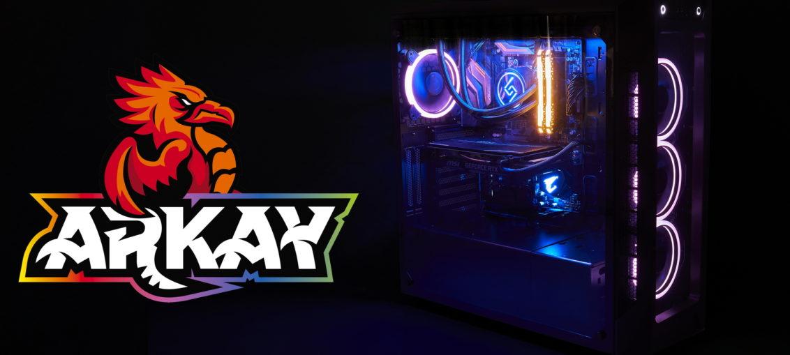 PC Garage Arkay review | WASD