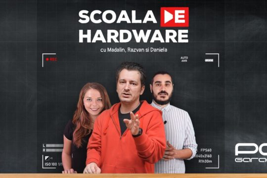 scoala de hardware
