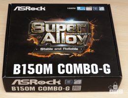 Asrock B150M Combo-G (1/9)