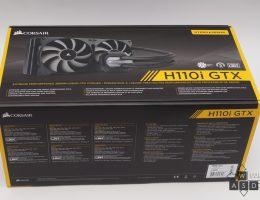 Corsair H110i GTX 280mm Liquid CPU Cooler (1/15)