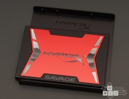 Kingston HyperX Savage SSD 240 GB & 480 GB (9/9)