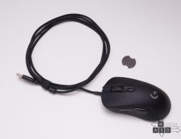 Logitech G403 wired gaming mouse (2/9)