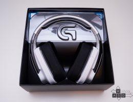 Logitech G933 Artemis Spectrum Snow 7.1 Wireless Gaming Headset (2/18)
