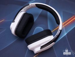 Logitech G933 Artemis Spectrum Snow 7.1 Wireless Gaming Headset (9/18)