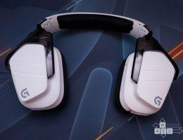Logitech G933 Artemis Spectrum Snow 7.1 Wireless Gaming Headset (10/18)