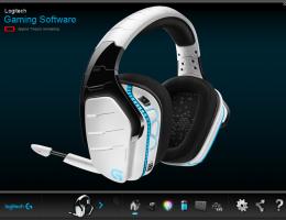Logitech G933 Artemis Spectrum Snow 7.1 Wireless Gaming Headset (1/9)