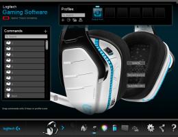 Logitech G933 Artemis Spectrum Snow 7.1 Wireless Gaming Headset (2/9)