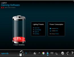 Logitech G933 Artemis Spectrum Snow 7.1 Wireless Gaming Headset (5/9)