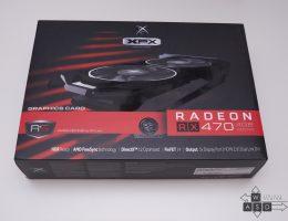 XFX Radeon RX 470 (1/9)